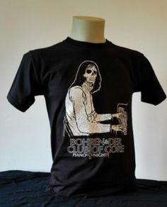 Piano Nights, T-Shirt Band Merch, Piano, Mens Tops, T Shirt, Fashion, Supreme T Shirt, Moda, Tee Shirt, Fashion Styles