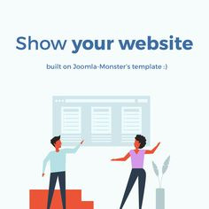 View Websites Built on Joomla-Monster's Templates!  If you want to Share Your website built on Joomla-Monster template, send us a link to the page and a description!  #website #webpage #site #Joomla #template  #showcase