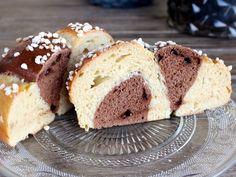 Marmor-Germkuchen Bread, Food, Desserts, Honey, Chocolate, 80th Birthday Cakes, Worth It, Marble Cake, Tailgate Desserts