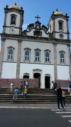 Salvador-BA, Igreja N. S. do Bonfim. Foto de Cristina Sueta.