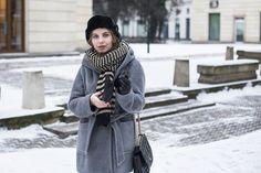 W co się ubrać zimą