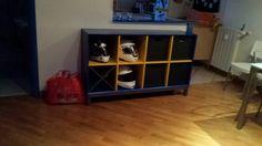 Ikea Nornas, verniciato a smalto