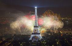 Paris From Above - In Focus - The Atlantic