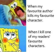 Killing Fictional People