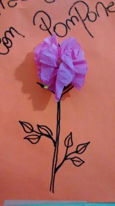 Flor pompom