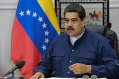 #world #news  Venezuelan president compares treatment of officials abroad to Nazi persecution