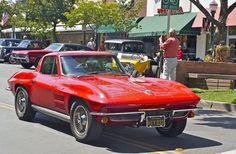 Chevy Corvette, Montrose Classic Car Show puzzle in Cars & Bikes jigsaw puzzles on TheJigsawPuzzles.com. Play full screen, enjoy Puzzle of the Day and thousands more.