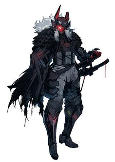 Theonisus , The Enraged Fantasy Character Design, Character Design Inspiration, Character Concept, Character Art, Cyberpunk Character, Cyberpunk Art, Fantasy Armor, Dark Fantasy Art, Armor Concept