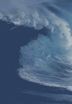 wslofficial:  Pedro Calado - up and over. Video | Giora Koren MORE XXL Big Wave Awards