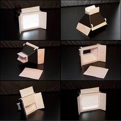 make your own softbox