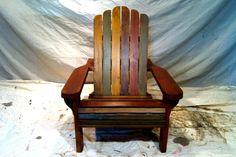 Westport Plank Adirondack Chair