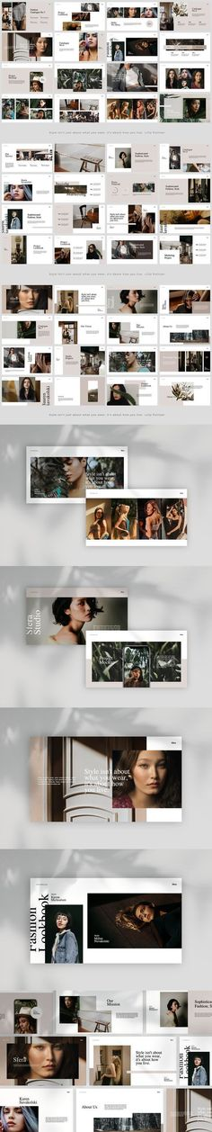 Sfera Powerpoint Template Text Fonts, Brand Guidelines, Social Media Design, Presentation Templates, Photo Book, Branding Design, Ppt Template, Summer Vibes, Brand Design