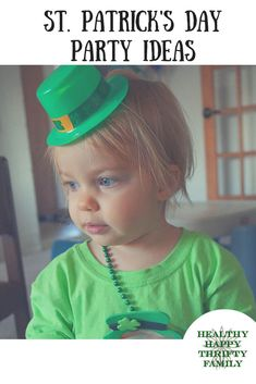 We've hosted a St. Patrick's Day party for the past several years. We always have so much fun. Here's my list of my favorite fun things to do and fun things to eat! St. Patrick's Day Party! 1. Hunt for gold! We always order some chocolate or plastic coins and little plastic cauldrons or buckets. …