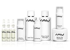 RAU Cosmetics Starter Kit Normal Skin  Revitalisation DELUXE  9 different RAU Cosmetics Products * To view further for this item, visit the image link.