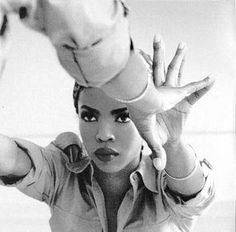 Lauryn hill. Favorite Woman Artist of All Time.