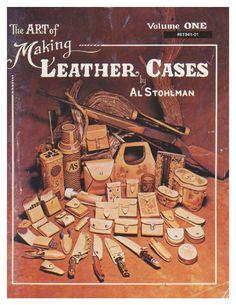 Manual de cuero Vol 1  Atentico libro de consulta para artesania en cuero