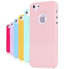 (çeşitli renklerde) iphone 5/5s zor durumda oyma ve duydum şekli katı model renk