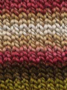 Maypole by Euro Baby is a self striping heavy worsted to light bulky weight yarn.  100% Acrylic and easy to care for.