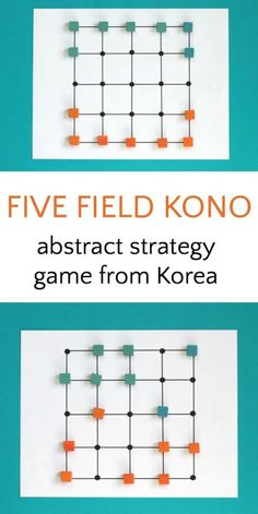 Playing Five Field Kono Makes Your Kids Smarter Five Field Kona is an abstract strategy game you can make at home. Easy to learn and fun to play and good for mathematical skills. Math Board Games, Math Boards, Board Games For Kids, Dice Games, Math For Kids, Fun Math, Activity Games, Math Activities, Therapy Activities