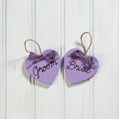Bride And Groom Hearts | Craft Ideas & Inspirational Projects | Hobbycraft