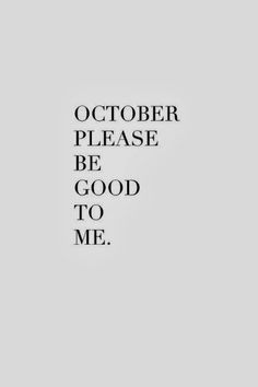 Photo via: Snob Fashion Blog October please be good to me. I hope October treated you well.