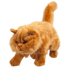 "Wizarding World Harry Potter Hermione's Cat Crookshanks 18 "" Large Plush Doll NEW Universal Studios"