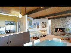 . Malibu California, Mid-century Modern, Mid Century, Ceiling, Rooms, Beach, House, Home Decor, Bedrooms