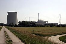 Biblis Nuclear Power Plant, Germany