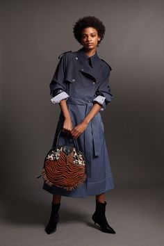 Sonia Rykiel  #VogueRussia #prefall #fallwinter2018 #SoniaRykiel #VogueCollections