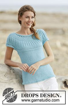 Ravelry: 161-11 Athena pattern by DROPS design