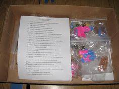 Vocabulary bingo.Science Notebooking: Right Hand Ideas