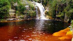 Cachoeira dos Macacos - Ibitipoca - MG