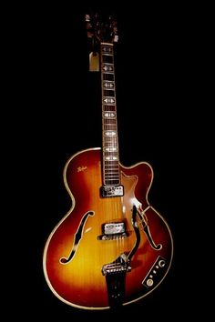 Beautiful Hofner late 60s