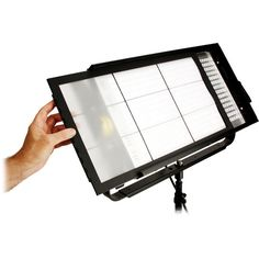 Lowel Gel Frame for Prime LED 400 $74.95 This Gel Frame for Prime LED 400 Light by Lowel is a replacement for the one that ships as a standard accessory for this light. It accepts gels and diffusion material cut to size.