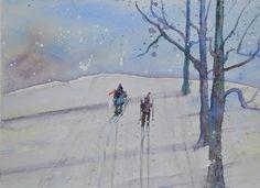 Day 6 - Cross County Skiing