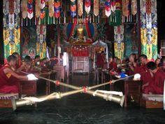 Triten Norbutse Monastery