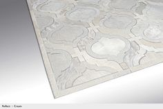 Reflect Cowhide Rug by Kyle Bunting