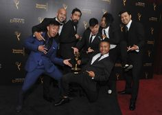 """Quest Crew wins Emmy for Outstanding Choreography! Congratulations, I've been a Questie from the very beginning, and the """"Take You There"""" performance broke my heart. Love you."""