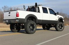 2002 Ford F-250 Built By Colin N.