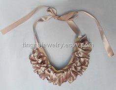 DIY Necklace Pink