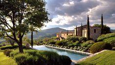 Castello di Reschio :: NOCI  Gorgeous villa apartments in Italy