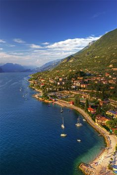 Malcesine | Italy (by Jan Si)