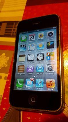 Apple  iPhone 3GS - 16GB - Weiß (Ohne Simlock) Smartphone in Handys & Kommunikation, Handys ohne Vertrag | eBay!