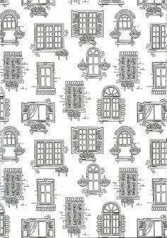 Trendy House Sketch Drawing Coloring Drawing Tips house drawing House Sketch, House Drawing, Doodle Drawings, Doodle Art, Window Drawings, Pencil Drawings, Drawing Tips, Drawing Sketches, Book Drawing