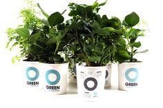Ogreen Clean Machines New concept #vital #clean #green