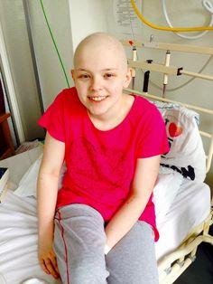 Kira's been fighting neuroblastoma since she was just 11 years old. She is now 14 and has faced three gruelling rounds of treatment to try to get rid of her disease. It was hoped in November 2015 that she had beaten it when, to the delight of Kira and her parents her end of treatment scans confirmed that she was in remission. Devastatingly just 12 weeks later, a routine scan showed four new tumours in Kira's abdomen and more chemotherapy was needed. Kira also endured a second operation…