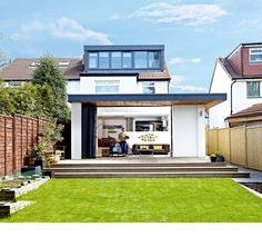 loft extension semi detached house england - Google Search