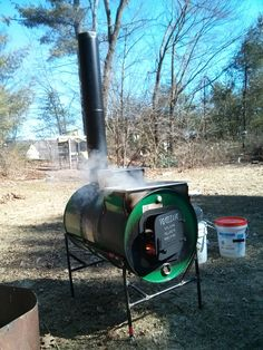 Rob's Rants » Homemade Maple Syrup Evaporator