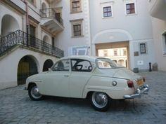 Auto do ślubu Szczecin - Zabytkowy Saab 96 z 1968r Promocyjna cena!!!!!