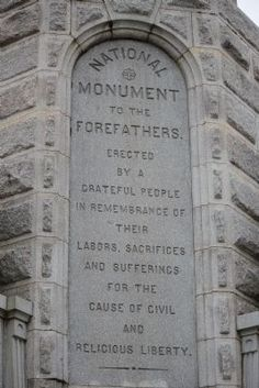 Forefathers monument, Plymouth, Ma